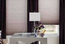 The Boutique Cellular Shades / Create an inspired look that's uniquely yours with exclusive patterns and styles you won't find anywhere else. With a contemporary collection of cellular shades that are crafted with built-in luxury features, it's the designer touch you deserve.