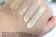 Cruelty Free Makeup Swatches / Swatches of your favorite cruelty free makeup brands - so you can see how it looks before you buy!