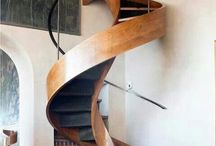 Interieur - trappen