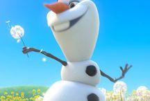 wanna have a warm hug from olaf✌