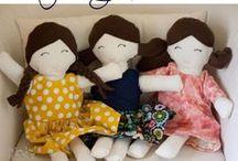 Rag doll dress