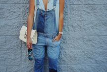 WOMEN'S DENIM INSPO / Our love for denim will never end - check out our favourite women's styles