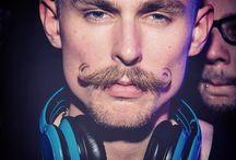 My mustache