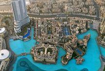 Explore Dubai / Dubai is such an amazing place!  It's a true adventure to travel