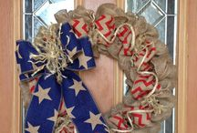 Wreaths / by Becky Faber