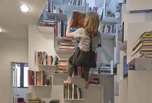 Bookcases! / by Lindsay Chaple