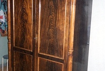 ENTISÖINTI - furniture restoration