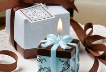 Wedding Favors / Wedding favors that are sure to inspire. / by Tiffany Lamothe