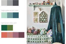 Apartment - color theme