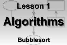 Algorithms / Learn about computer algorithms here