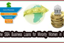 Business Loans For Minority Women / Till now, US businesswomen know that they have advantage over men in receiving #businessloans if they want to start their venture but here is an more exciting advantage for them of they belong to some minority category; they will be treated as first priority. Stay tuned with #IBLoans to explore it.