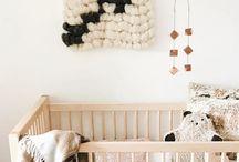 Baby nursery - light and airy