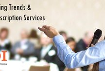 Transcription Outsourcing Services India