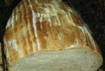 chlieb (z droždia)