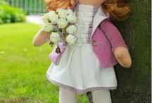 Dolls - cloth / by Helle Collin