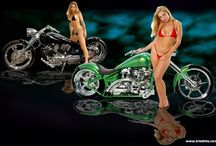 choppers and girls