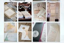 Wedding Stationery / Wedding stationery, invitations and gifts