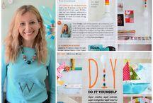 Italian Bloggers DIY / Italian creative bloggers rise up ;)  And shine!!!  :D  / by Katia Di Maglie