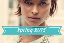 Stella & Dot | Spring 2015 Collection / This spring, we're inspired by vibrant hues, 1950s Havana, and eye-catching details. Preview your Spring 2015 Collection here.  / by Stella & Dot