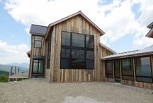 INSPIRASJON ARKITEKTUR / Fasader, vindauge og løysingar vi tykkjer om:)
