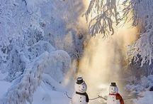 Winter, tel, iarna ...