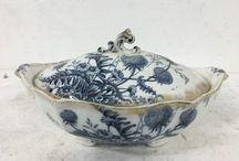 Porcellane /ceramiche inglesi