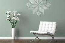 vegg dekor