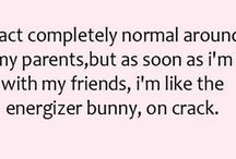 What Amuses Me / by Leeza Crockett