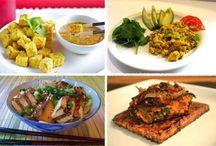 Tofu / Vegan + plant based recipes consisting of tofu.