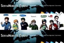 SosyaMobilite Evreni / 2011 yılının Ekim ayında kurulan SosyaMobilite Evreni'nin amacı sosyal medya ve mobil yaşam mutfağından edinilen bilgileri ve gözlemleri takipçileriyle paylaşmak. Herkese bol SosyaMobilite'li günler dilerim…