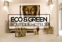 Eco & Green Boutique Hotels / http://www.myboutiquehotel.com/mag/eco-hotel/