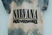 tričko nirvana