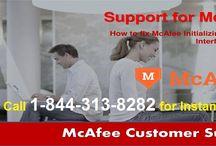How to Fix McAfee Antivirus Error Codes 0, 1603, 12002 and 7305?