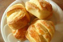 Finom pogácsák / Lehet sajtos, túrós, tökmagos.... soha nem elég belőle :-)