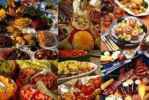 Recipes- potluck