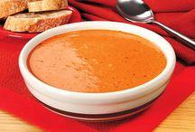 Soup / Savory soups
