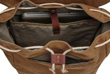 Men's Bags / The best boutique mens bags from across the globe.