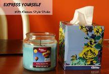 #KleenexStyle Inspirations / by Sweet Tart Beauty