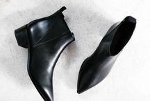rub shoe