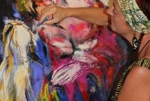 Guareta Coromoto - Paintings, Jewelery and Sculpture  / Portuguese artist