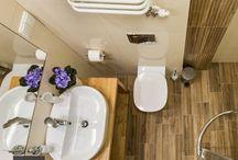 Bathroom łazienka - Smrekowej Polany / Łazienki apartamentów