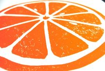 Orange / by Martha Jean-Prunier