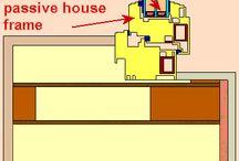 dom - detaily okna, dvere