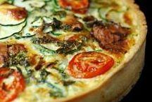 Zapiekanki tarty pizze