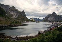 Cestovanie: Nórsko - Lofoty