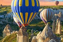 Cappadocia and Pamukkale Turkey