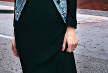 denim vest styling