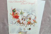 Traditional Christmas Cards / Here I would like showcase some of our most popular Traditional Christmas cards! All the Christmas cards are stunning detail and in most cases you will not see in local greeting cards shop. So Let's begin with our gorgeous array of traditional Christmas greeting cards for all ages and budget. / by Handmade Greeting Cards Online UK