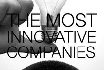 The Most Innovative Companies / Do you want innovation in your future career? Stay posted as the Career and Life Planning Center highlights innovative companies. This type of research is helpful to explore more about what companies are doing, where they are going, and to learn about the types of career opportunities within different industries.