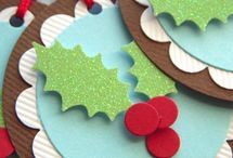 Christmass Cards and Tags